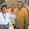 Mildred Tudy-Johnston, Saundra & Rev. Courtesy of the Tudy family