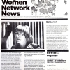 Neighborhood Women Network News. Courtesy of the Sophia Smith Collection