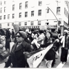 March on City Hall, New York, 1980.  Photo by Rosie Mackiewicz. Courtesy of the Sophia Smith Collection
