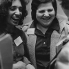 Christine Noschese and Sally Martino-Fisher. Photograph by Janie Eisenberg