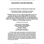 National Congress of Neighborhood Women Training Sourcebook