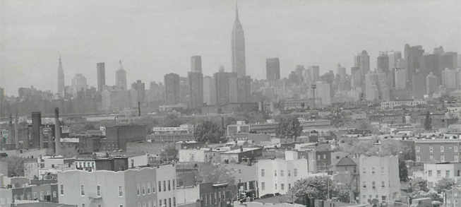 Brooklyn 1970's courtesy of St. Nicks