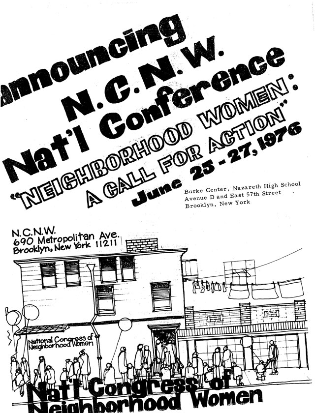 1976 National Conference