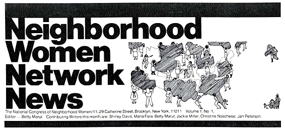 Neighborhood Women Network News