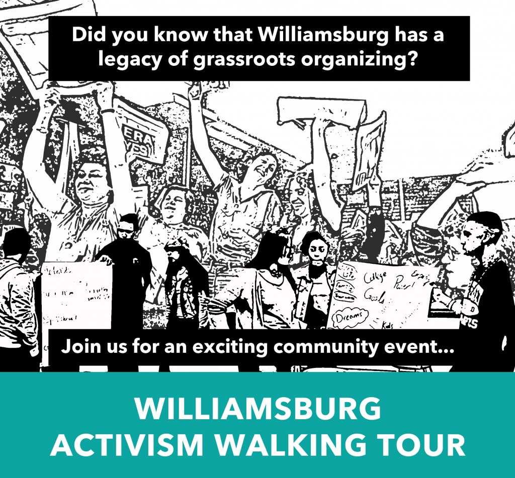 Williamsburg-Activist-Walking-Tour